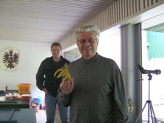 Königsadlerschießen 2007