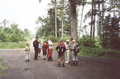 Wanderung 2007 - 3