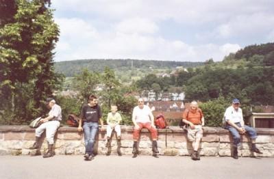 Wanderung 2007 - 5