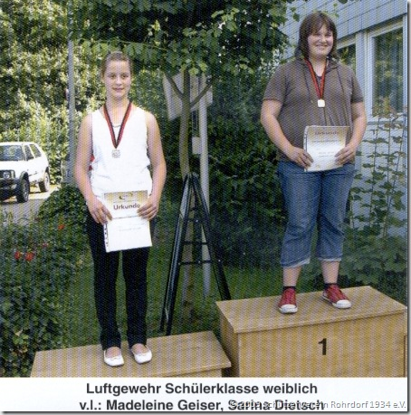 2009 Sarina Dietsch Landesmeisterin LG Schülerin 01