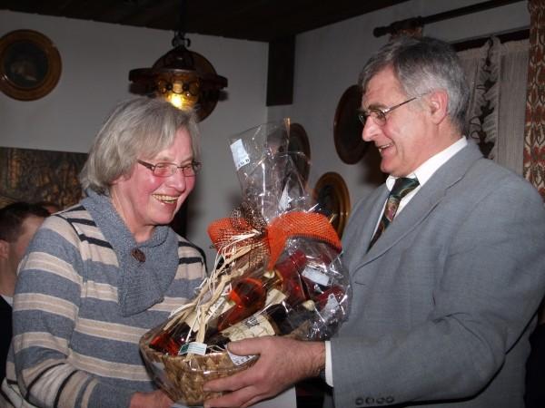 Lore Hauck 50 Jahre
